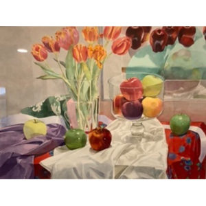 Cromer, Tulips and Apples