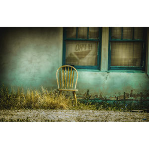 Gibson, Quemado Chair and Window