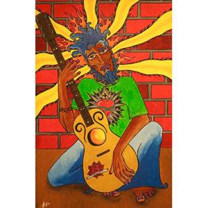 Gonzalez_Sacred Heart Guitar Man