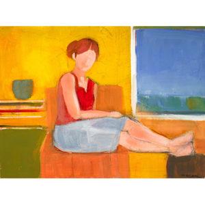 Holman, Sitting Near the Window