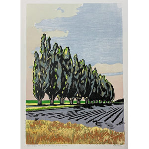 Jaress, Trees-Along-Best-Road