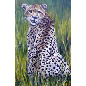 Lorna Libert-Cheetah Spots