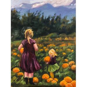 Ortiz, Pumpkin Harvest